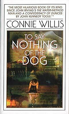 To Say Nothing of the Dog, Willis, Connie, New Book