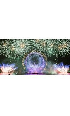 London NYE Fireworks RED Zone New Year's Eve 31st Dec Tickets
