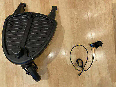 Bugaboo wheeled buggy stroller Ride On board And Strap