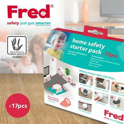 Fred Home Safety Starter Pack - 17 Piece