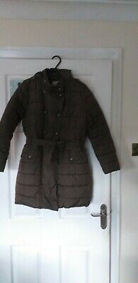 Girls Next Quilted Coat Age 11-12