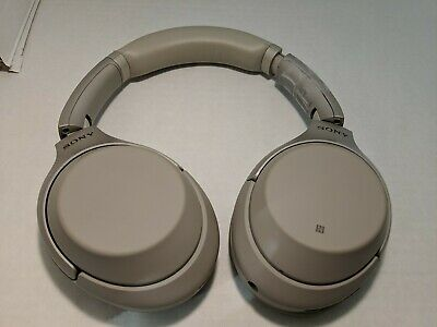 Used Sony WH-1000XM3 SLIVER Wireless Noise Canceling Headphones - FREE SHIPPING