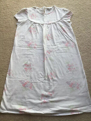 The Little White Company Sweet Pea Print Nightdress Age 9-10 Years