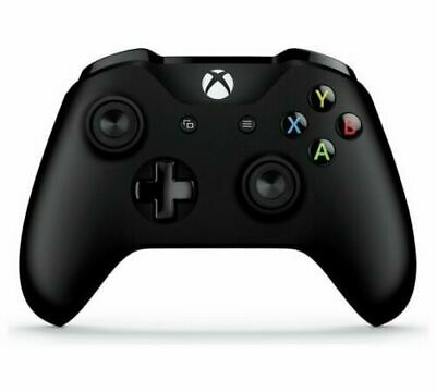 Official Microsoft Xbox One Wireless  Controller - Black