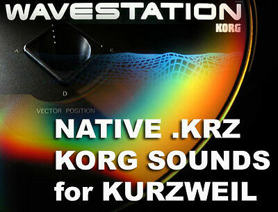 Kurzweil best korg m1 z1 wavestation sounds KRZ k2600 k2661 pc3k8 pc3k7 pc3k6