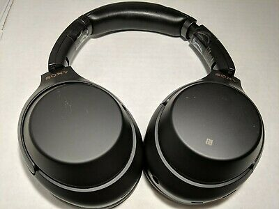 Used Sony WH-1000XM3 BLACK Wireless Noise Canceling Headphones - FREE SHIPPING