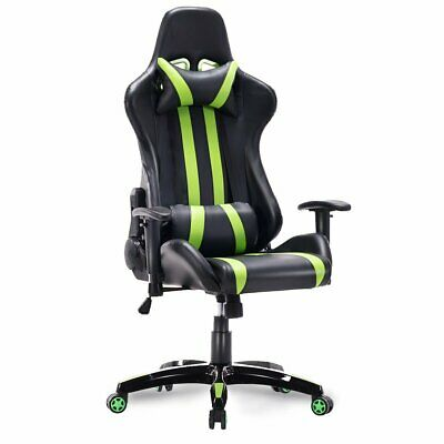 Racing Style High Back Reclining Gaming Chair
