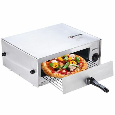 Kitchen Commercial Pizza Oven Stainless Steel Pan