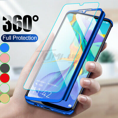 360 Full Case For Huawei Honor 20 Pro 10 Lite 8A 8X Ultra Slim Shockproof Cover