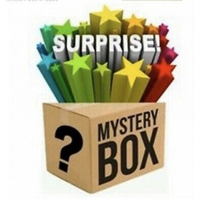Mystery New electronics, clothing, consoles, games, dvds, Toys and more