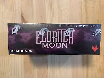 Eldritch Moon Booster Box *ENGLISH New Factory Sealed* (MTG Magic Gathering)
