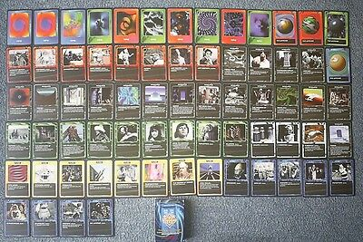 Dr Doctor Who MMG Collectable Trading Card Game - 69 Cards in Starter Deck Box