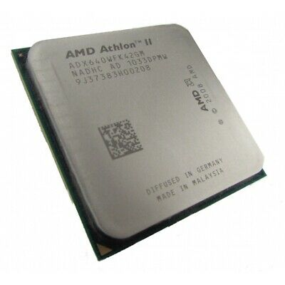 AMD Athlon II X4 ADX640WFK42GM 3.0GHz Socket AM2+/AM3 CPU