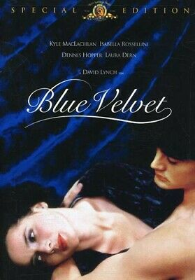 Blue Velvet (Special Edition) (Widescree DVD Incredible Value and Free Shipping!
