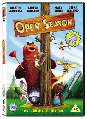 Open Season DVD (2007) Roger Allers cert PG Incredible Value and Free Shipping!