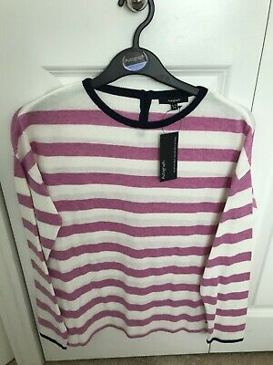 Autograph Marks and Spencer Girls cotton jumper new with tags age 12-13