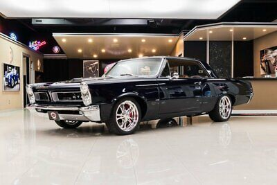 1965 Pontiac GTO Restomod Frame Off Build! Supercharged LS2, 4L65E Auto, Bear Disc, Hotchkis, PS, PB, A/C