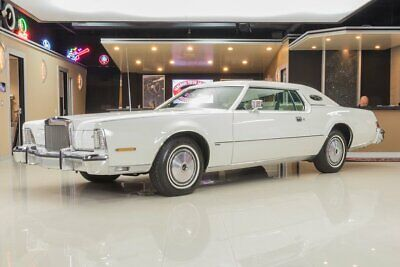 1974 Lincoln Continental Mark IV Restored Mark IV #'s Matching 460ci V8, C6 Automatic, Factory A/C, PS, PB, Disc!
