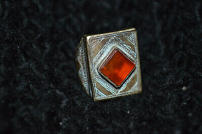 Highly Detailed Ancient Roman Legionary Ring Circa. 100 - 400 Ad Amazing ring