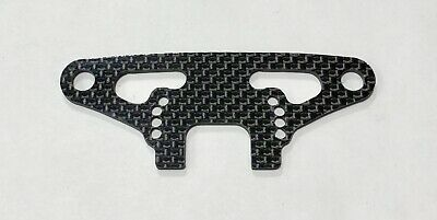 XRAY X1 CARBON FIBER FRONT UPPER ARM WITH SUPPORT 2.5MM XTR10474 X-RAY