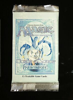 4 Ice Age -  Sealed Pack Mtg Magic from booster box English Rare 4x x4