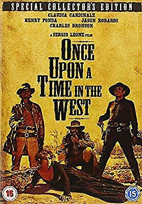 Once Upon a Time in the West -- Special Collectors Edition (2 discs) [DVD] [1969