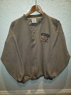Vintage Pro Football Hall Of Fame Game 1999 Browns Vs Cowboys Henley Large