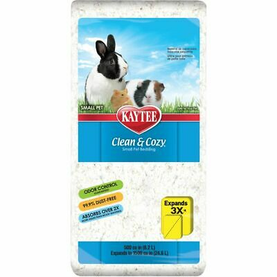 LM Kaytee Clean & Cozy Small Pet Bedding - 500 Cubic Inches