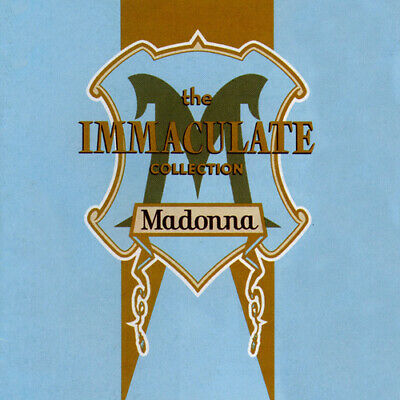 Madonna : The Immaculate Collection CD (1990) Expertly Refurbished Product