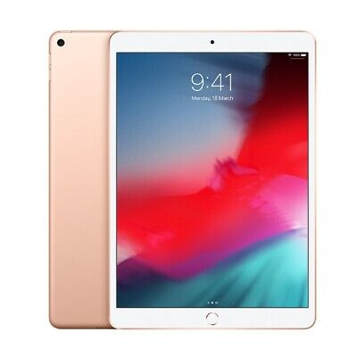 2019 Apple 10.5-inch iPad Air Wi‑Fi Version 64GB - Gold