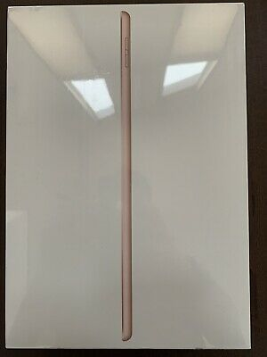 Apple iPad 10.2-inch Wi-Fi Only 32GB - Gold (7th Gen) *Sealed* 2019 Newest Model
