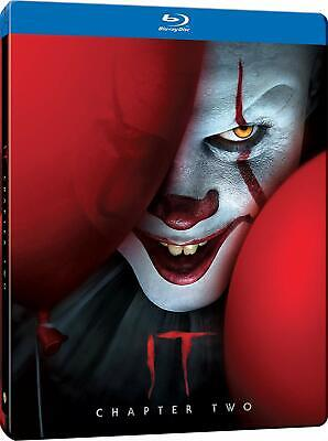 IT - Chapter 2 (Blu-ray Steelbook) NEW / SEALED - PRE-ORDER