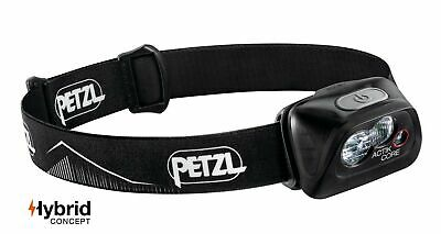 PETZL - ACTIK CORE Headlamp, 450 Lumens, Rechargeable, with CORE Battery ... New