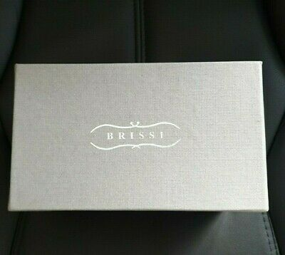 Brissi Silver Plated Tea Caddy New In Box - Rrp £39.00