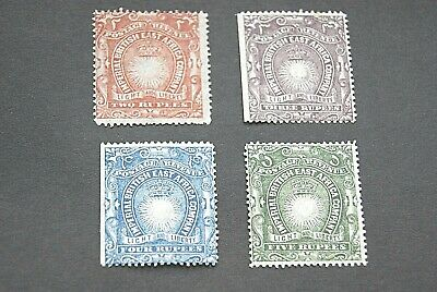 Commonwealth Stamps. 1890 BRITISH EAST AFRICA ISSUES. M/MINT. SCARCE.