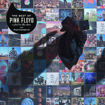 PINK FLOYD - A foot on The door. The best of (2011) 2 LP