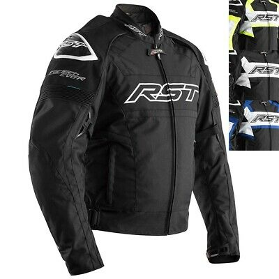 NEW RST Tractech Evo R CE Approved Waterproof Textile Motorcycle Jacket