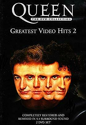 Queen, The DVD Collection: Greatest Video Hits 2 [DVD], , Used; Acceptable DVD