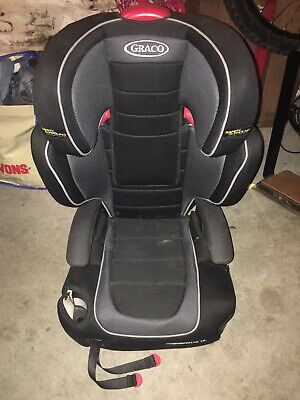 Graco Turbo High Back Car Seat And Booster