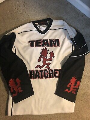 Insane Clown Posse Team Hatchet Psychopathic Records Jersey  ICP Size Medium