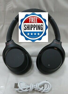 Sony WH-1000XM3 BLACK Wireless Noise Canceling Headphones - FREE SHIPPING