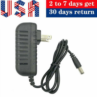 AC Adapter Charger for NordicTrack AudioStrider 800 990 Pro E5.7 Elliptical PSU