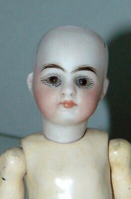 ANTIQUE BISQUE Doll MIGNONETTE German? FRENCH?