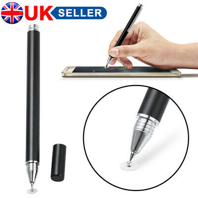 Thin Capacitive Touch Screen Pen Stylus For iPhone iPad Samsung Phone Tablet Q
