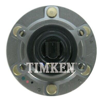 Hub Unit Bearing Assemblies: Preset, Pre-Greased And Pre-Sealed