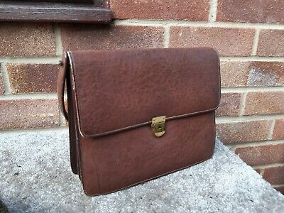 vintage handbag bag brown box style 40s 50s