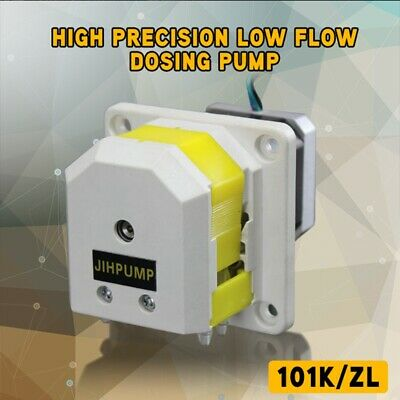 101K/ZL Double-Channel Peristaltic Metering Pump High Precision Low Flow Dosing