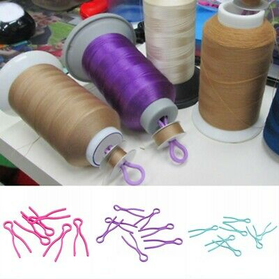 Tools Universal Portable Colorful Threads Bobbin Shaft Sewing Machine Matched Up