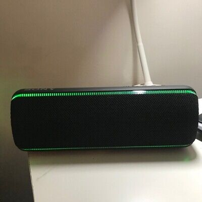 Sony SRS-XB32 Portable Bluetooth Speaker Extra Bass - BLACK