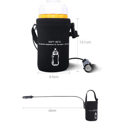 Car Heater Infant Constant Temperature Baby Fast Feeding Bottle Warmer